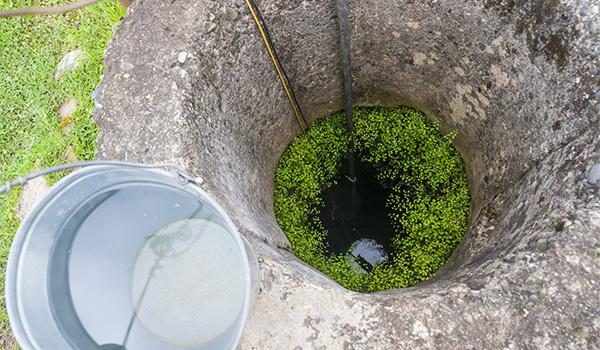 新規井戸掘り工事について | 千...