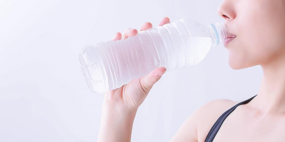 1日に必要な水分量はどれくらい?