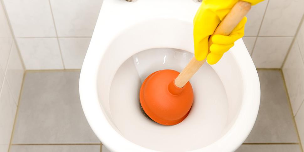トイレ詰まりの対処方法