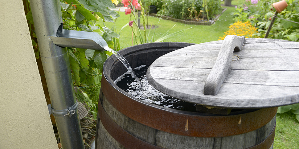 雨水タンクのメリット