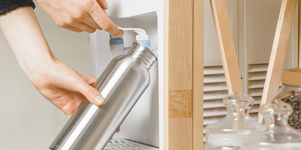 給水スポットの探し方・利用方法