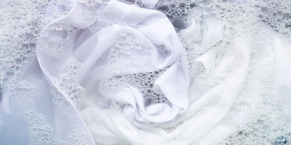 頑固な汚れもしっかり落とす! 洗濯に適した水の温度